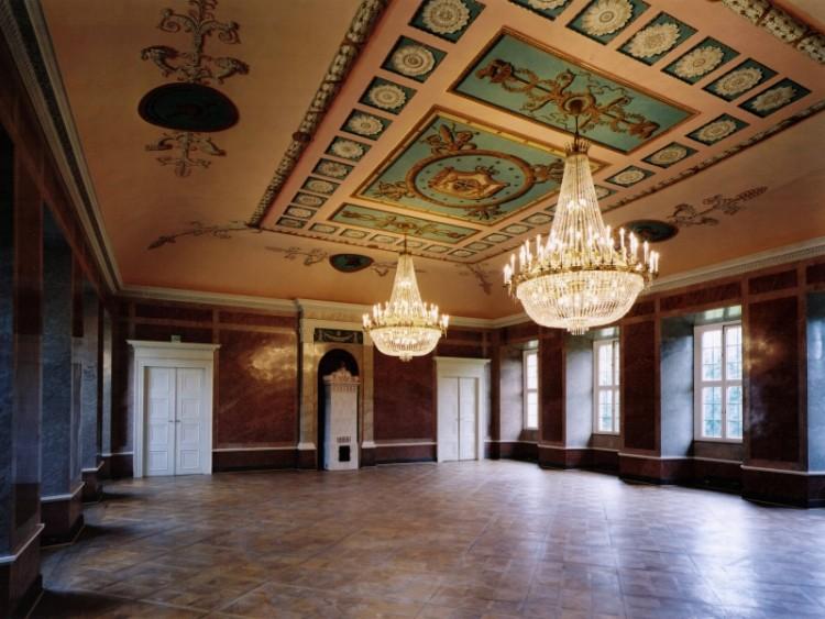 Fulda, Stadtschoß, Marmorsaal