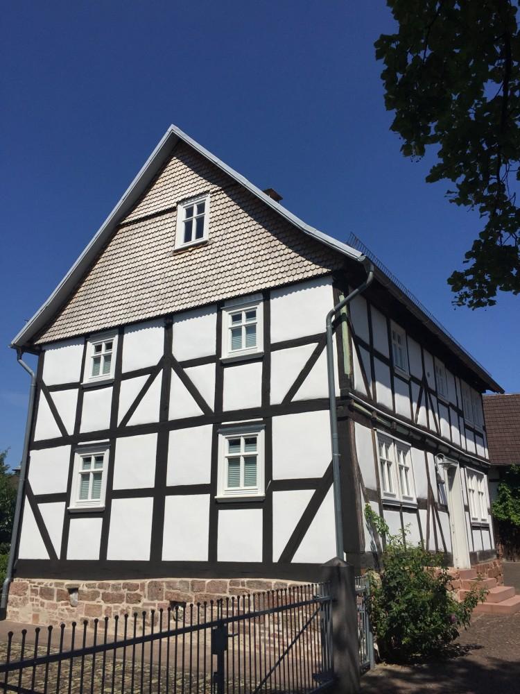 Hauneck-Oberhaun, Wohnhaus