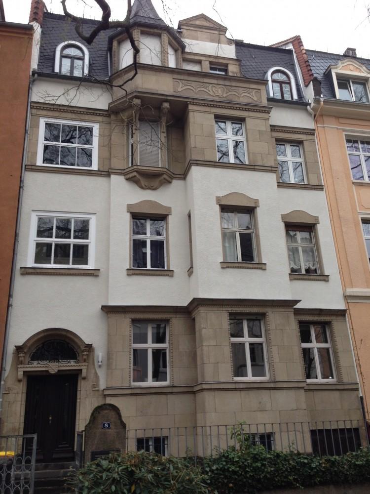 Frankfurt / M. Neuhaußstr.