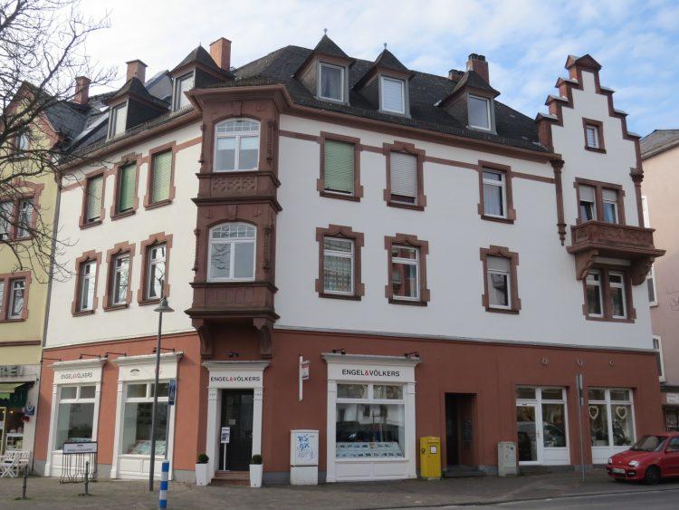 Bad Homburg v.d. Höhe , Louisenstr. 163