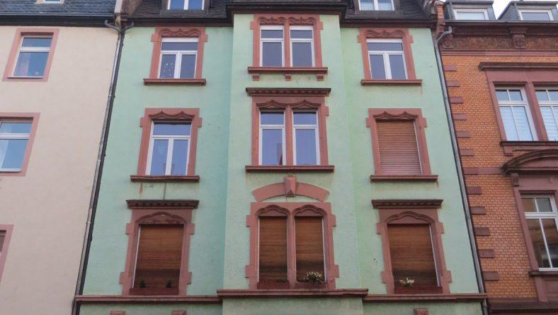 Frankfurt – Bockenheim , Fassadensanierung