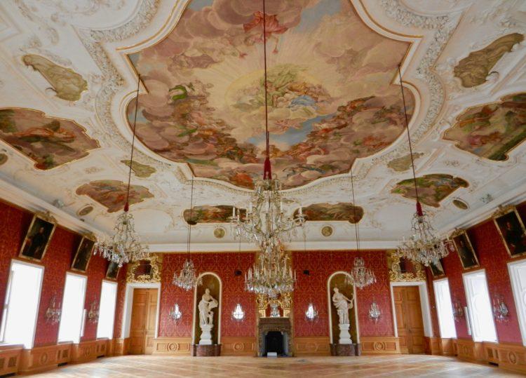 Stadtschloss Fulda – Fürstensaal