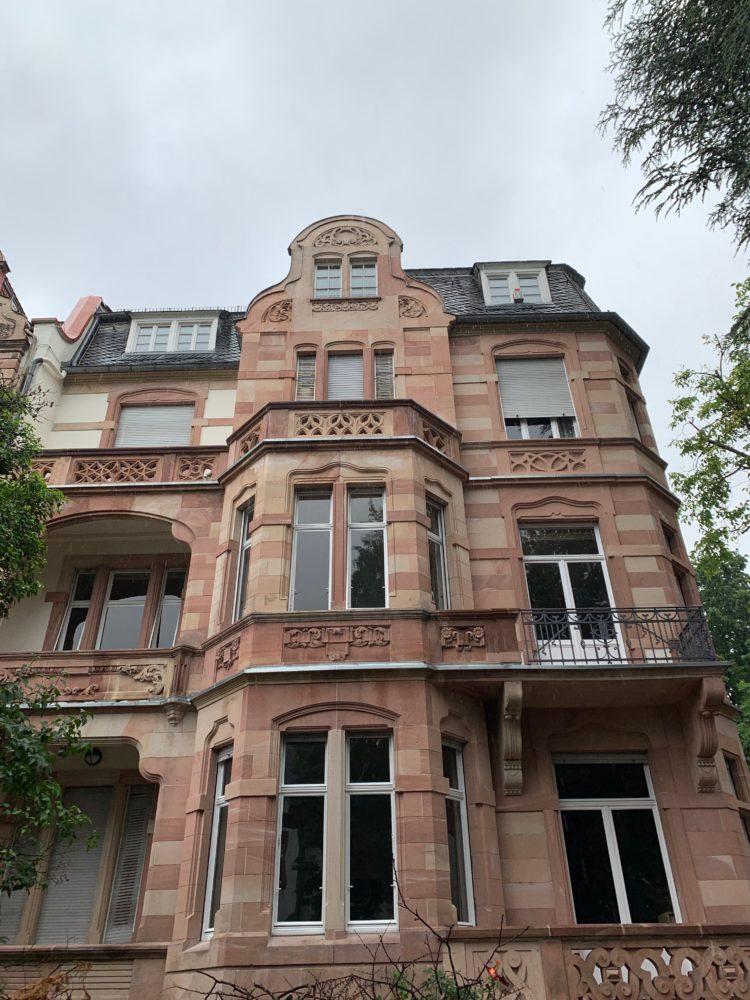 Frankfurt – Hynspergstr.